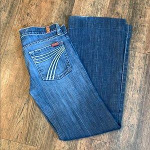 Dojo 7 jeans size 27S